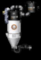 Силовой агрегат Husky Pro600