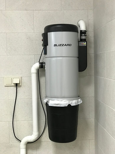 Силовой агрегат Blizzard