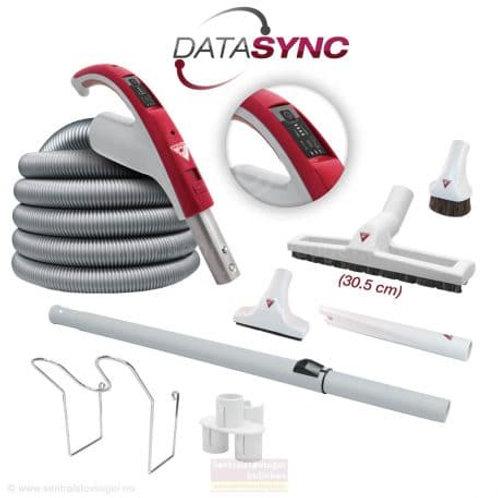 Уборочный комплект + шланг Сyclovac «DataSync», 9 м