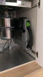 Vroom монтаж в кухонном гарнитуре