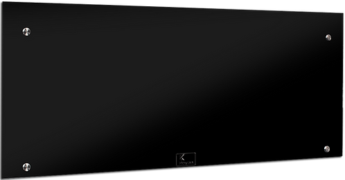 Конвектор КОУЗИ 720Вт С3 из закаленного стекла до 15 м²