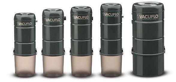 Силовые агрегаты Vacuflo