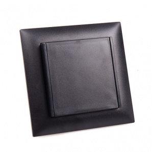 Пневморозетка R-klasse IntelSys Feller пластик черная