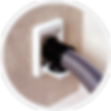 Преимущества встроенного пылесоса-простота и удобство