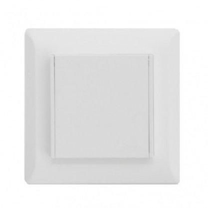 Пневморозетка R-klasse IntelSys Hager Line пластик белая