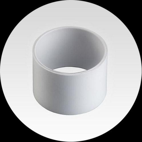 Муфта без фиксатора ПВХ Ø 50,8 мм.