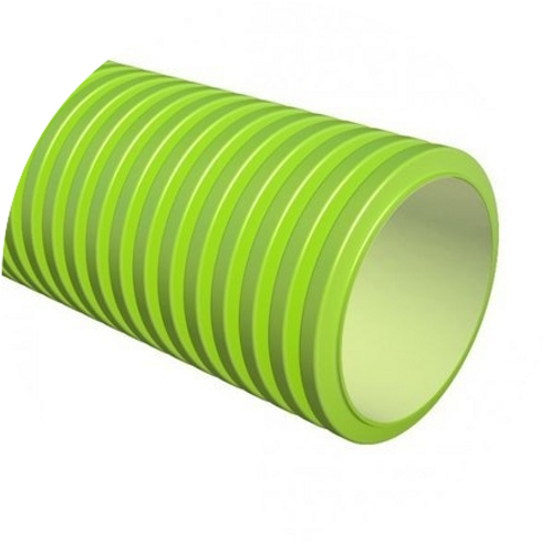 Воздуховод (зеленый) Premium Ø90/75 мм.