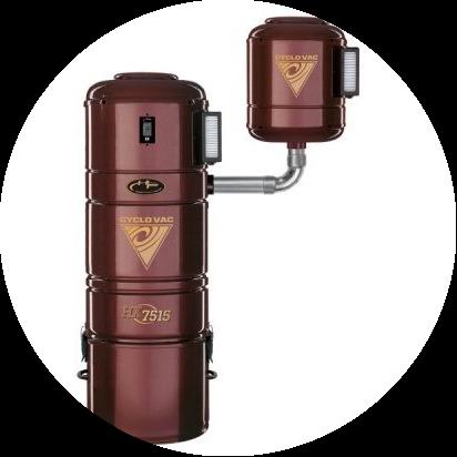 Силовой агрегат Cyclovac HX 7515 (до 2200м²) (DataSync)