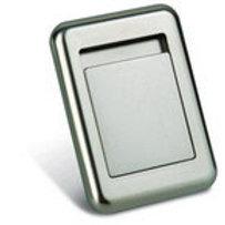 Пневморозетка S-klasse пластик никель