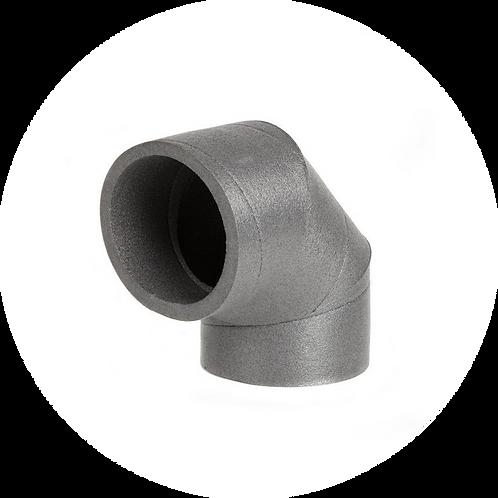 Отвод 90° синтетический термозащитный
