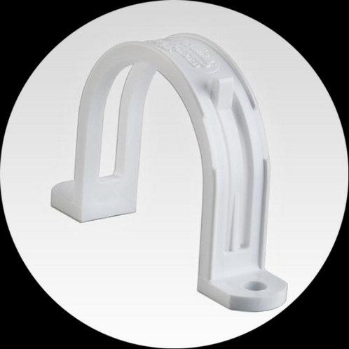 Хомут для трубы ПВХ Ø 50,8 мм.