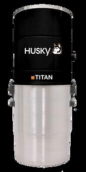 Силовой агрегат Husky Titan