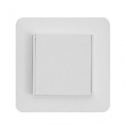 Пневморозетка R-klasse IntelSys Hager Trend пластик белая