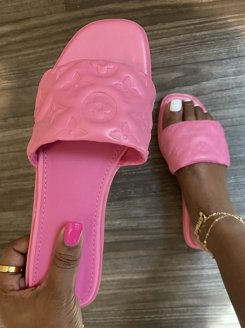 LV Me Sandals - PINK
