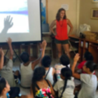 Education and Conservation Project in Ostional, Nosara, Costa Rica. Wildlife Consevation, Community Outreach