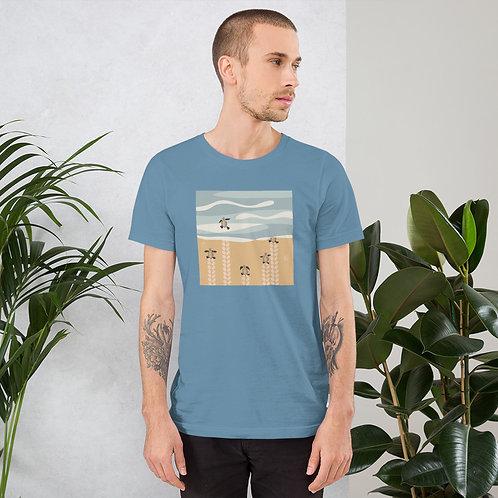 Rushing Waves  T-Shirt