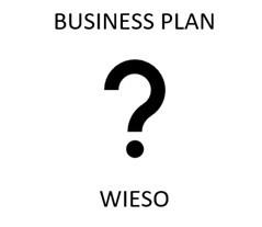 Wieso brauche ich einen Business Plan?