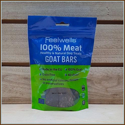 Feelwells - 100% Meat Goat Bars