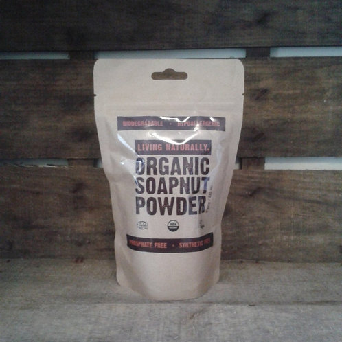 Organic Soapnut Laundry Powder 250g