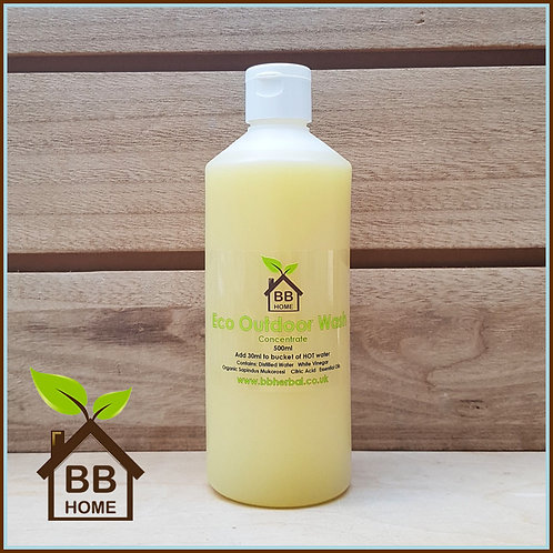 BB Home Eco Outdoor Wash - 500ml