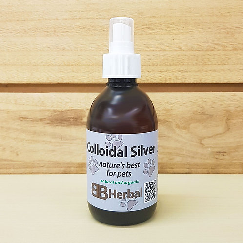 Colloidal Silver Spray - 250ml - 99.9% Purest Silver