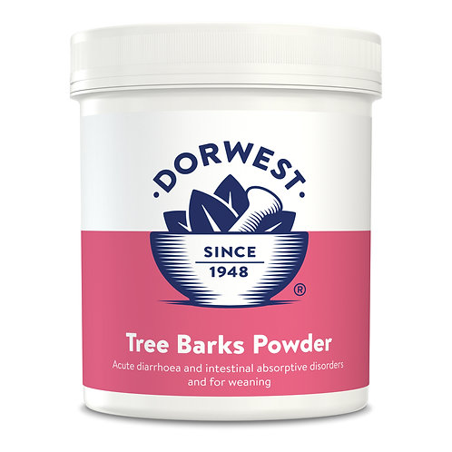 Dorwest Tree Barks Powder - 100g - For Dogs & Cats