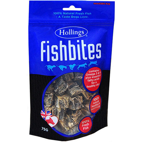 Hollings Fishbites for Dogs