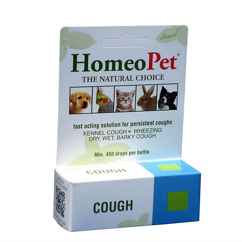 HomeoPet Cough Relief 15ml