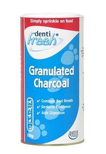 DentiFresh Granulated Charcoal - 150g