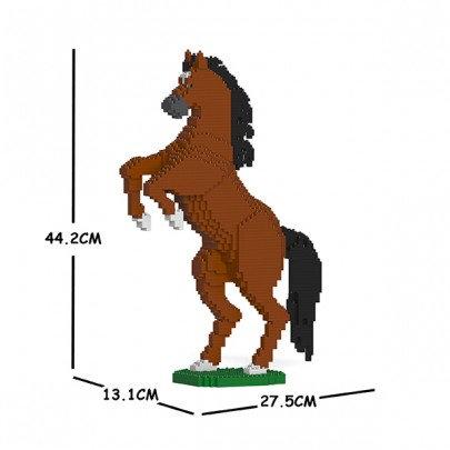 JEKCA - Horse - Rearing