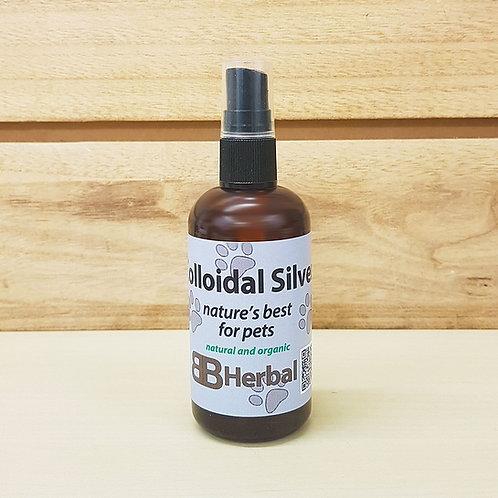 Colloidal Silver Spray - 100ml - 99.9% Purest Silver