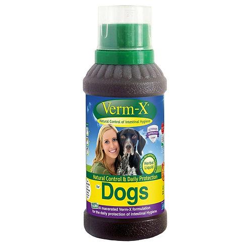 Verm-X Liquid for Dogs - 250ml