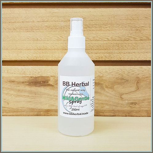 Mild & Gentle Spray - 250ml