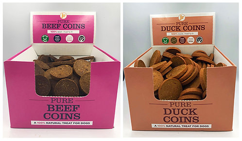 Duck/Beef Coins Pick 'n' Mix