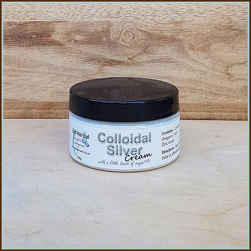 Colloidal Silver Cream 100g