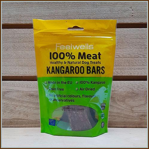 Feelwells - 100% Meat Kangaroo Bars