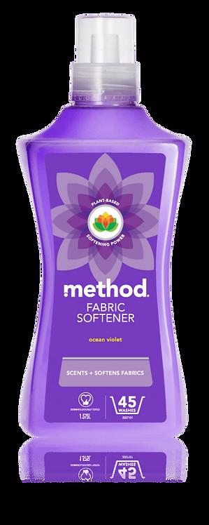 Method Fabric Softener - Ocean Violet - 1.58L (45 washes)