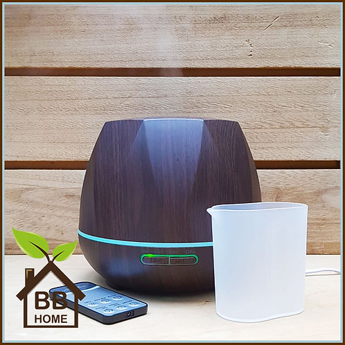 Air Humidifier Diffuser 500ml - Plus 100ml BB Home Diffuser Concentrate