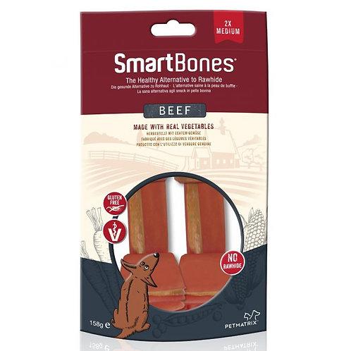 SmartBones - Beef - Medium 2 Pack