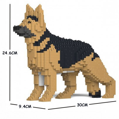 JEKCA - German Shepherd