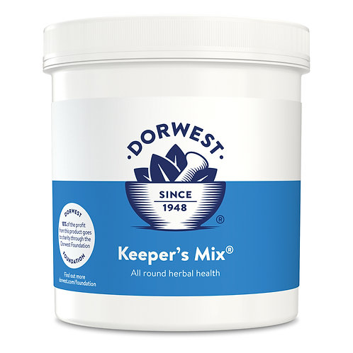 Dorwest Keeper`s Mix - 250g - For Dogs And Cats