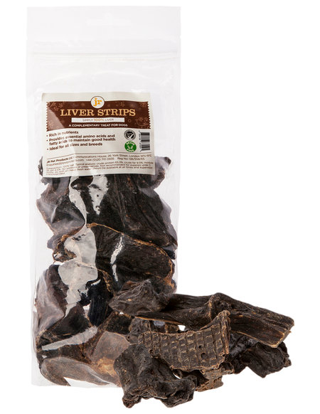 Beef Liver Air Dried Strips - 200g