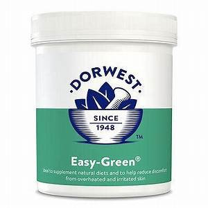 Dorwest Easy-Green- 250g - For Dogs And Cats