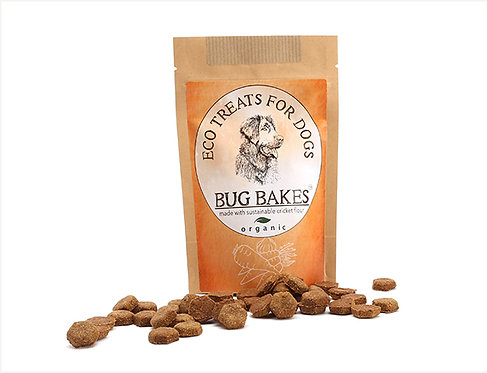 Bug Bakes - Eco Treats for Dogs