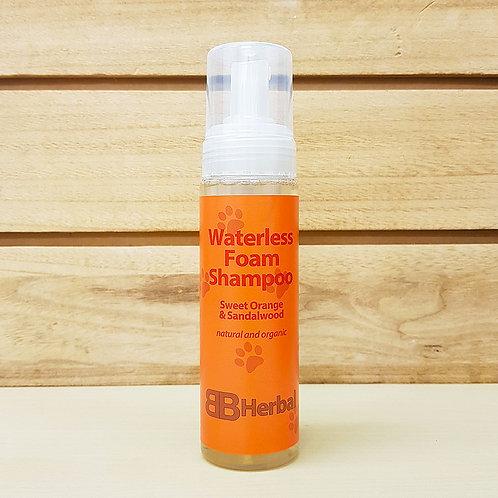 Waterless Foam Shampoo - 200ml