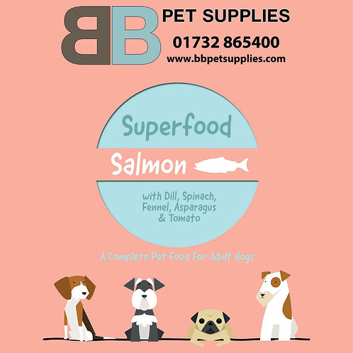 Superfood for Dogs - Salmon - 2Kg