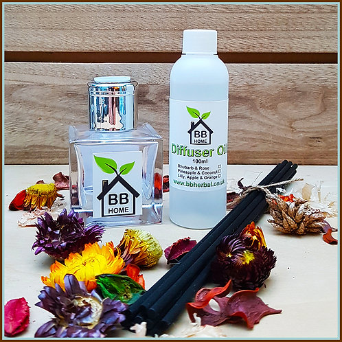 BB Home - Natural Reed Diffuser