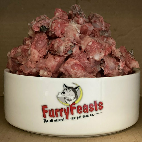 FurryFeasts - Chicken and Salmon Mince - 500g