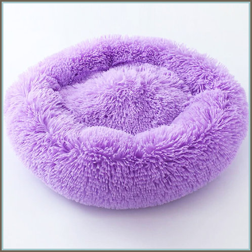 Fluffy Calming Beds for Dogs and Cats