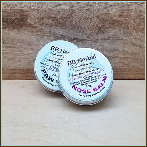 Nose Balm and Paw Wax Special Offer-Nearly 20% less than when bought separately